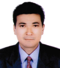 Mr. Naresh Shrestha (Managing Director)