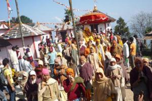 Celebrating Swargadwari Mahaprabhu Rath Yatra Mahotsav