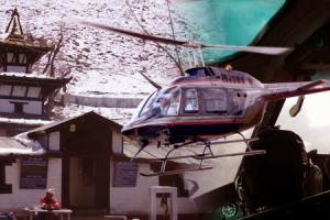 Muktinath & Damodar Kunda Helicopter Tour