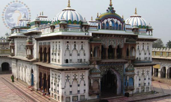 Janaki Mandir Darshan