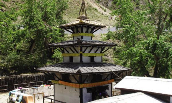 Muktinath tour from Kakarvitta