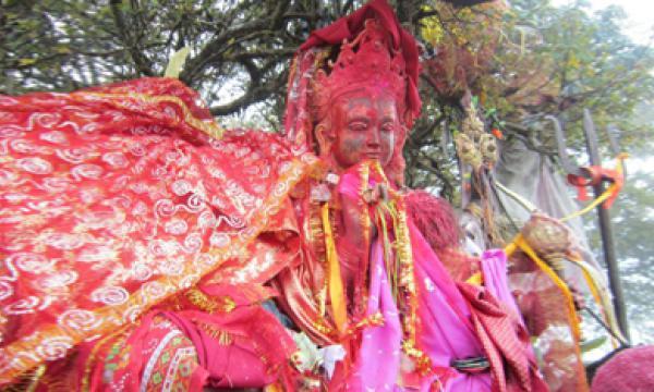 Pathivara Devi Darshan