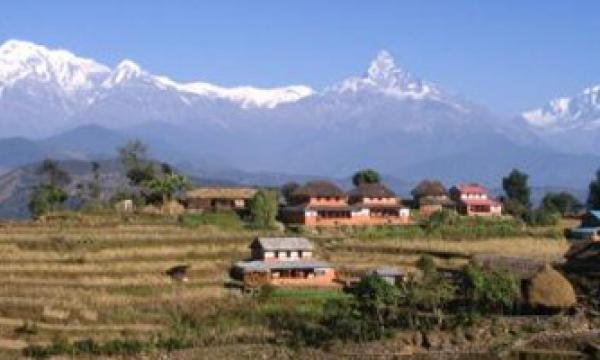 Pokhara Dhampus Hiking