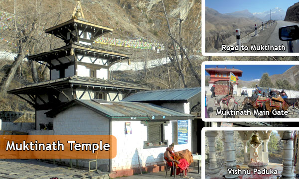 Muktinath Temple and attraction