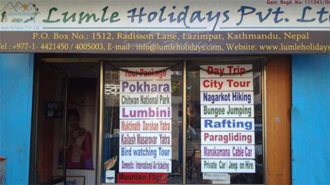 Lumle Holidays