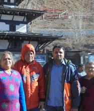 Ajay and Family
