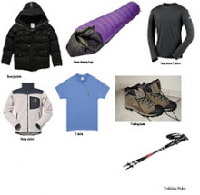Jackets & Sleeping Bags